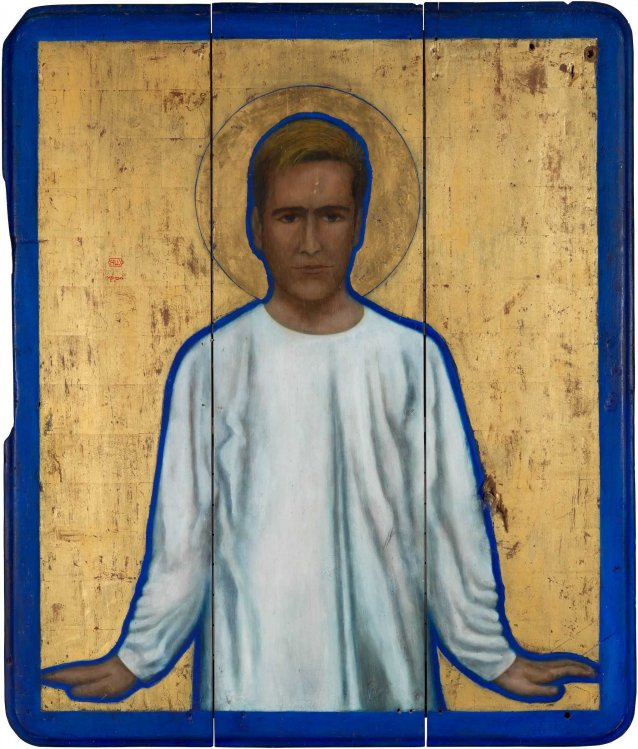 Acacius (Stigmata) - portrait of Tony Carden