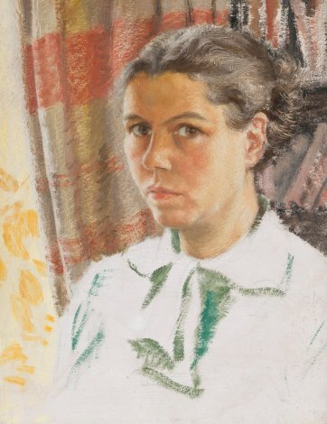 Self portrait, c. 1934 Stella Bowen