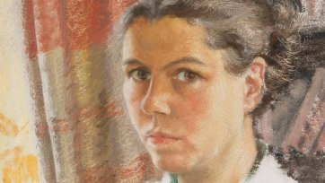 Self portrait, c. 1934 by Stella Bowen