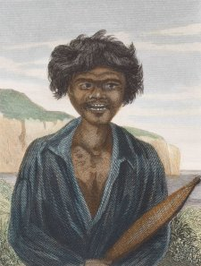 Wylie (from John Edward Eyre's 'Journals of Expeditions of Discovery into Central Australia, and overland from Adelaide to King George's Sound, in 1840-1'), 1840-41 Robert Neill