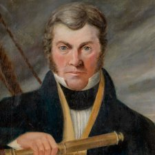 Captain W Kinghorne, 1834 Thomas James Lempriere