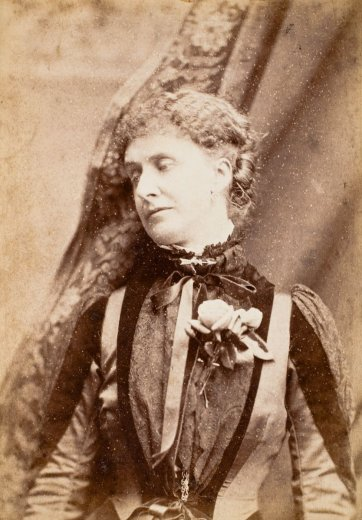 Lady Loch, c. 1890 by Tuttle & Co.