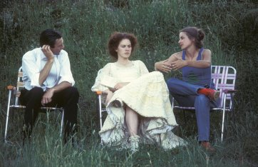Sam Neill, Judy Davis and Gillian Armstrong