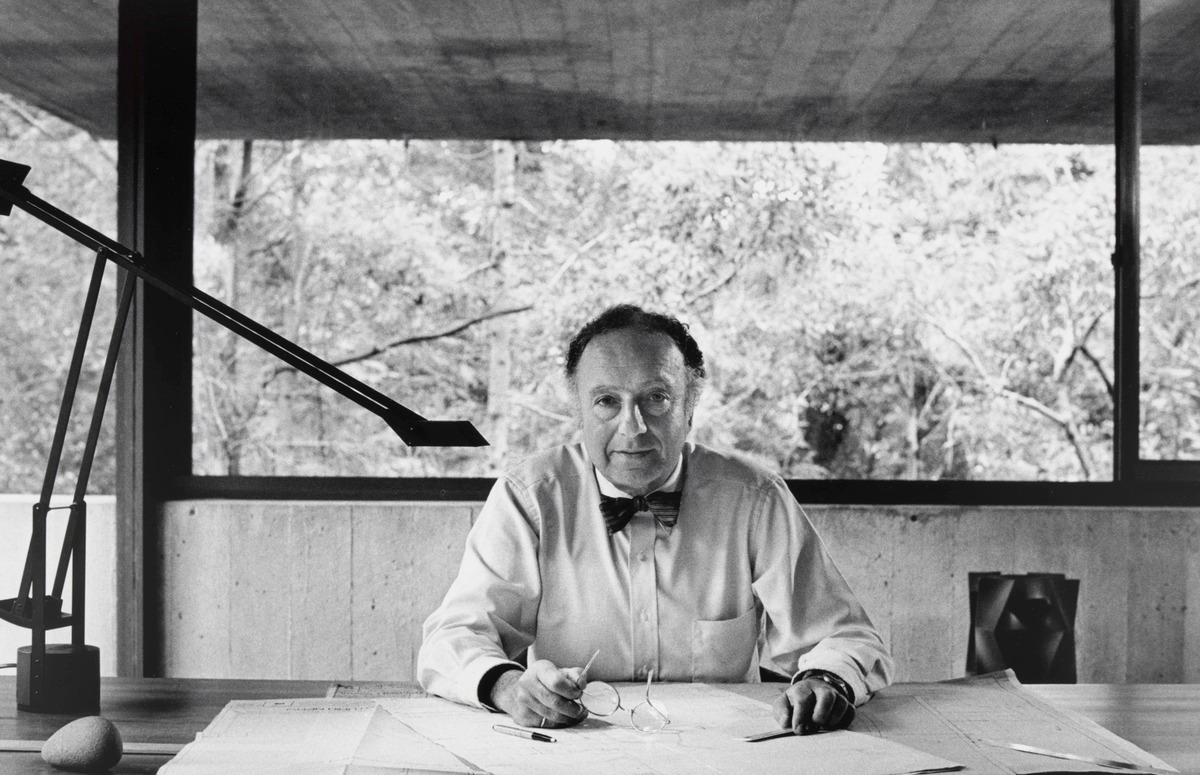 Harry Seidler, Killara, Sydney, 1984 (printed 2000) David Moore