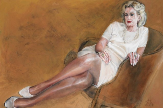 Portrait of a Lady (Sonia McMahon)