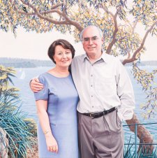 John Howard and Janette Howard, 2000 Josonia Palaitis