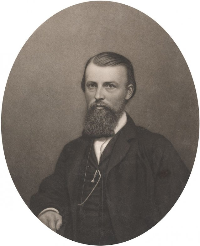 William John Wills, 2nd. In command of the Victorian Expedition