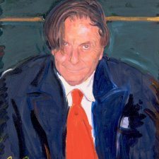 Self portrait, 2002 Barry Humphries