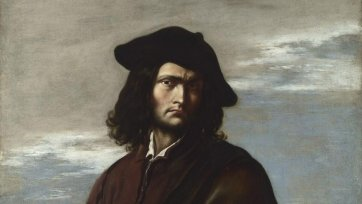 Self portrait, 1645