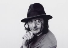 Barry Humphries, 1971 (printed 2010) by Bill McAuley