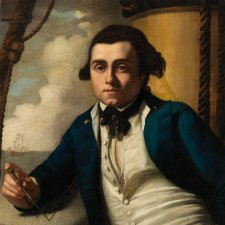 William Bligh, c.1776 by John Webber