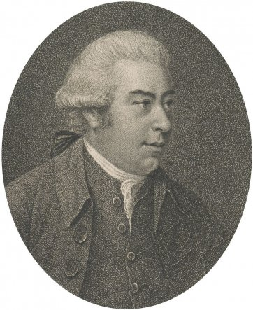 Sir Joseph Banks, 1802 by William Ridley