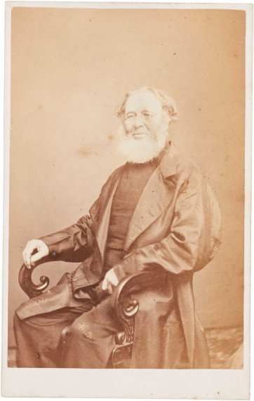 Reverend William Singleton, 1866 George Perry