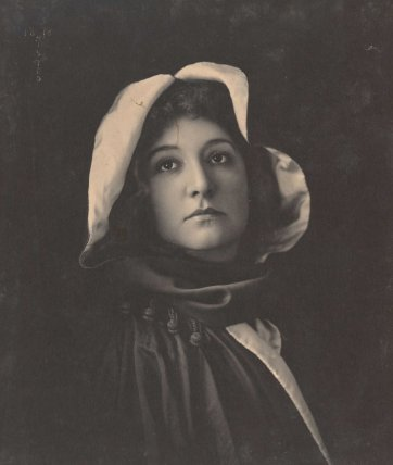 Nellie Melba, 1898 by Ernest Walter Histed