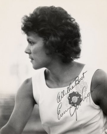 Evonne Goolagong, 1970s by an unknown artist