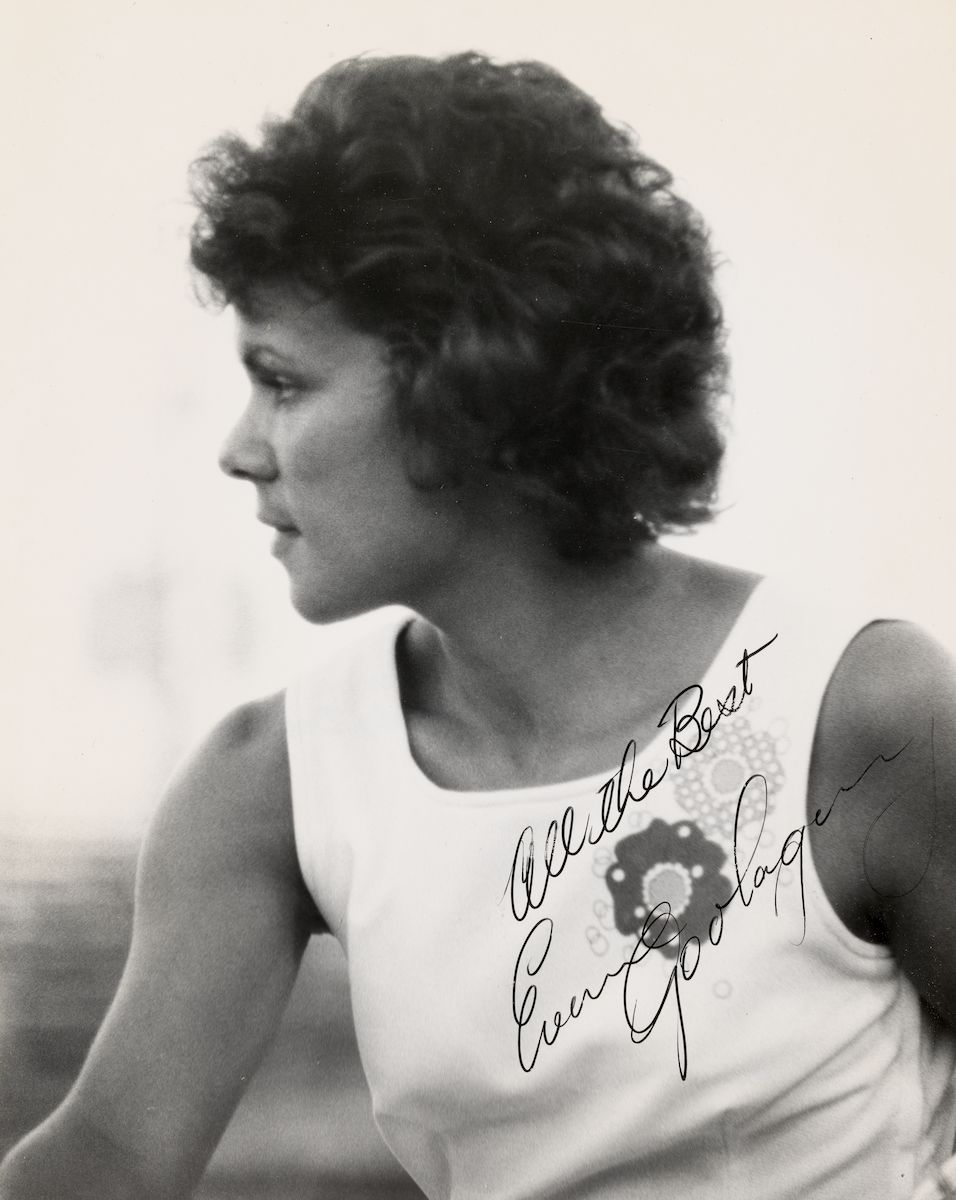 Evonne Goolagong Cawley AO MBE National Portrait Gallery