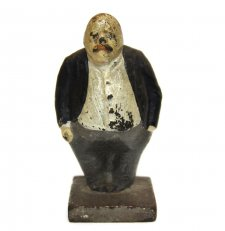 George Reid paperweight an unknown artist
