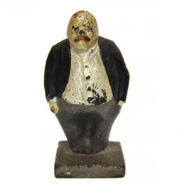 George Reid paperweight by an unknown artist