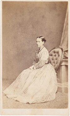 Martha Mary Robertson, 1866 Johnstone O'Shannessy & Co
