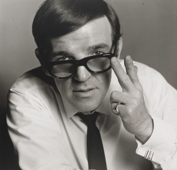 Alan Freeman MBE, c. 1970 (printed 2002) by Lewis Morley