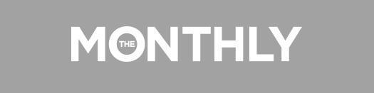 The Monthly logo